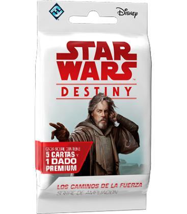 Star Wars Destiny: Los Caminos de la Fuerza (Sobre de Ampliación)