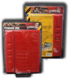 Zombicide: Storage Box (Rojo)