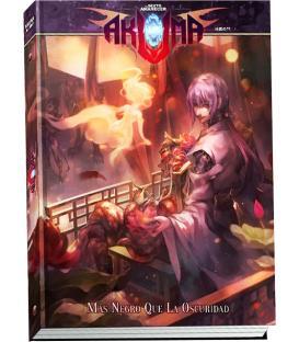 Akuma: Más Negro que la Oscuridad + Oscura Obsesión II (Pack Verkami)