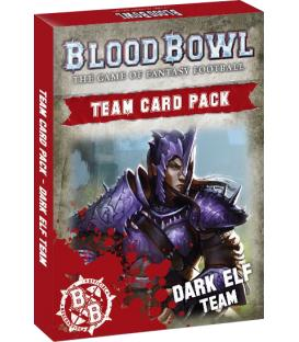 Blood Bowl: Dark Elf Team (Card Pack)
