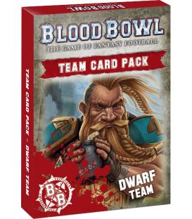 Blood Bowl: Dwarf Team (Card Pack)