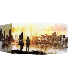 Postapocalyptica: Pantalla del DJ