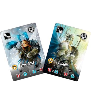 Valeria: Reinos de Cartas