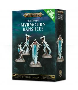 Warhammer Age of Sigmar: Nighthaunt Myrmourn Banshees