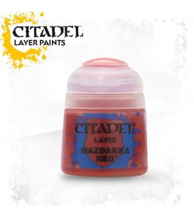 Pintura Citadel: Layer Wazdakka Red