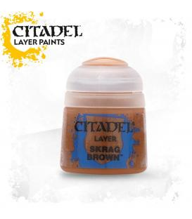 Pintura Citadel: Layer Skrag Brown