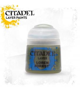 Pintura Citadel: Layer Loren Forest