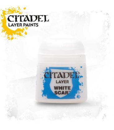 Pintura Citadel: Layer White Scar
