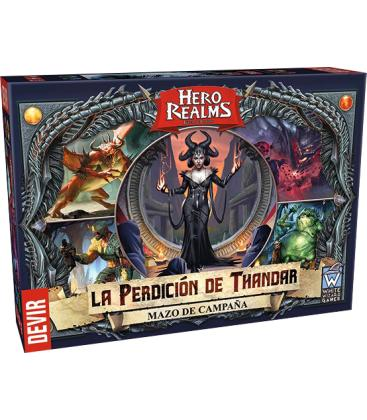 Hero Realms: La Perdición de Thandar