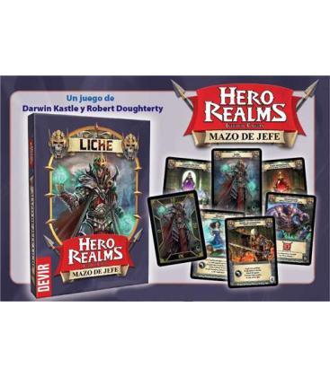 Hero Realms: Mazo de Jefe Liche