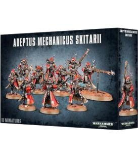 Warhammer 40,000: Adeptus Mechanicus (Skitarii Rangers)