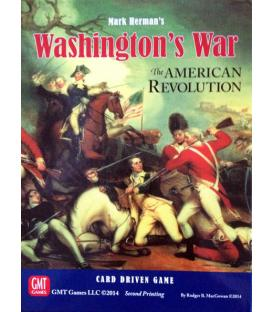 Washington's War (Inglés)