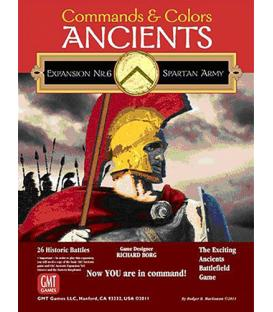 Commands & Colors: Ancients 6 - Spartan Army