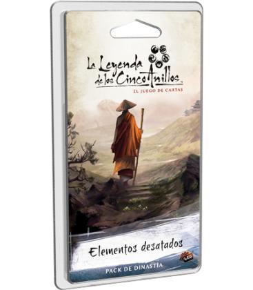 La Leyenda de los Cinco Anillos LCG: Elementos Desatados / Ciclo Elemental 6