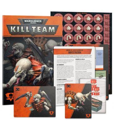 Warhammer Kill Team: La Sombra Retorcida (Caja de Inicio Tyranids)