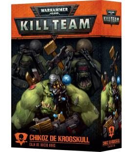 Warhammer Kill Team: Chikoz de Krogskull (Caja de Inicio Orks)