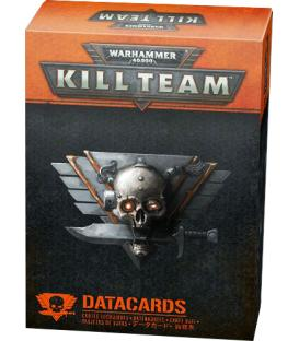 Warhammer Kill Team: Tarjetas de Datos