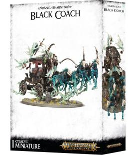 Warhammer Age of Sigmar: Nighthaunt (Black Coach)