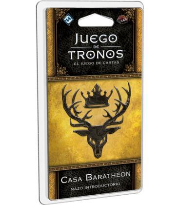 Juego de Tronos LCG: Mazo Introductorio de la Casa Baratheon