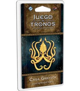Juego de Tronos LCG: Mazo Introductorio de la Casa Greyjoy