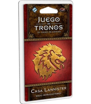 Juego de Tronos LCG: Mazo Introductorio de la Casa Lannister