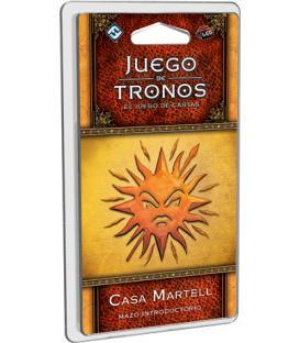 Juego de Tronos LCG: Mazo Introductorio de la Casa Martell