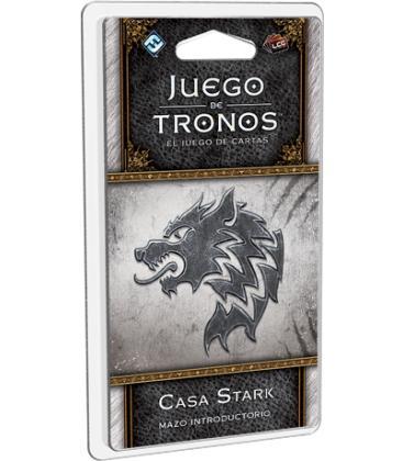 Juego de Tronos LCG: Mazo Introductorio de la Casa Stark