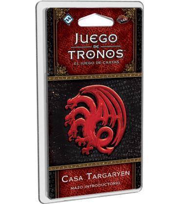 Juego de Tronos LCG: Mazo Introductorio de la Casa Targaryen