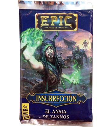 Epic: Insurrección (El Ansia de Zannos)