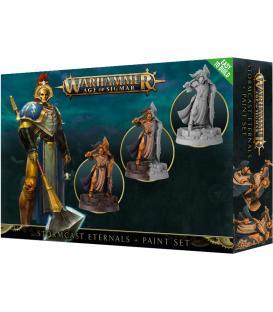 Warhammer Age of Sigmar: Stormcast Eternals (+ Set de Pintura)