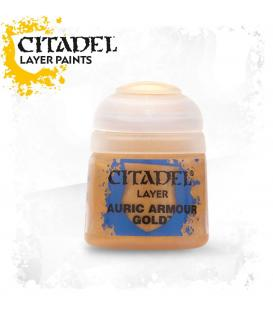 Pintura Citadel: Layer Auric Armour Gold