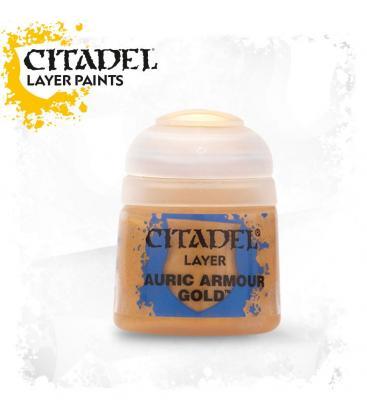 Pintura Citadel: Layer Auric Armour Gold