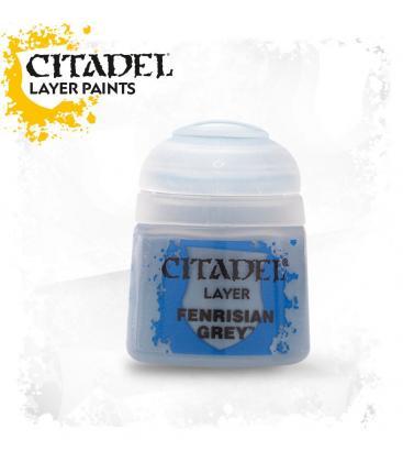 Pintura Citadel: Layer Fenrisian Grey