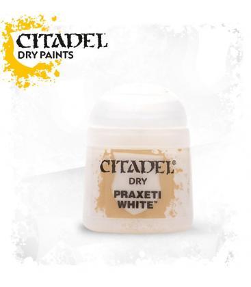Pintura Citadel: Dry Praxeti White