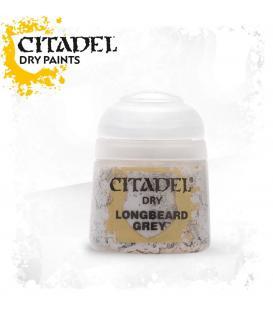 Pintura Citadel: Dry Longbeard Grey