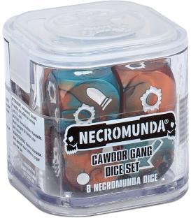 Necromunda: Banda Cawdor Dice Set