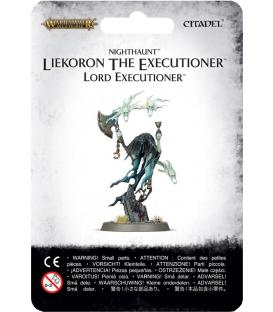 Warhammer Age of Sigmar: Nighthaunt Liekoron the Executioner