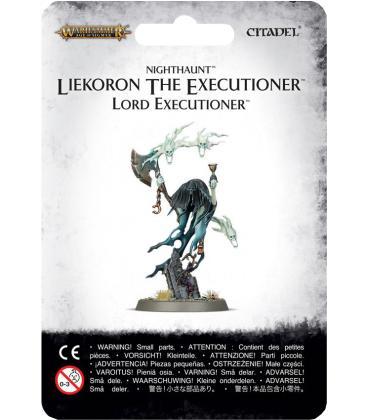 Warhammer Age of Sigmar: Nighthaunt Liekoron the Executioner