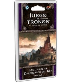 Juego de Tronos LCG: Las Calles de Desembarco del Rey / Danza de Sombras 3