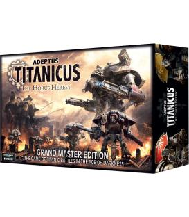 Adeptus Titanicus: The Horus Heresy Grand Master Edition (Inglés)