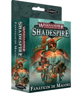 Warhammer Underworlds Shadespire: Fanáticos de Magore