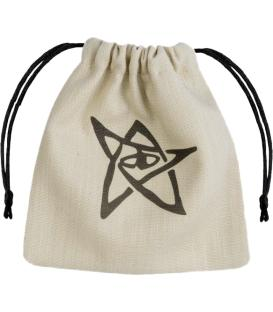 Bolsa Q-Workshop Call of Cthulhu (Beige & Black)