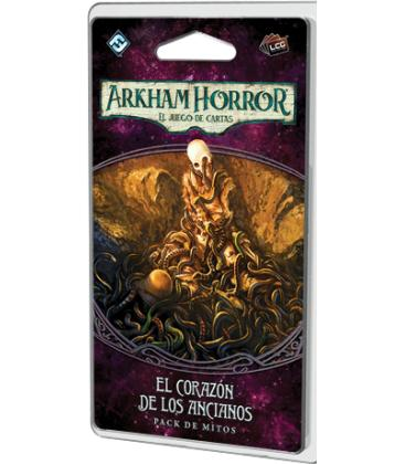 Arkham Horror LCG: El Corazón de los Ancianos / La Era Olvidada 3