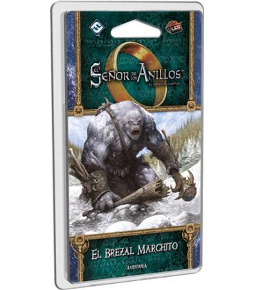 El Señor de los Anillos LCG: El Brezal Marchito / Ered Mithrin 1
