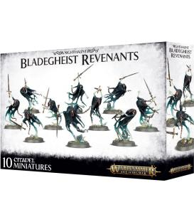Warhammer Age of Sigmar: Nighthaunt Bladegheist Revenants