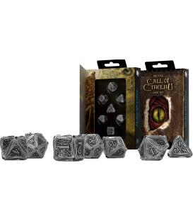 Q-Workshop: Call of Cthulhu (Metal Dice Set)