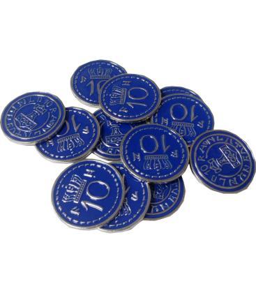 Scythe: Monedas $10 (15)