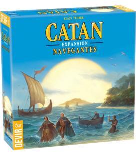 Catan: Expansión Navegantes