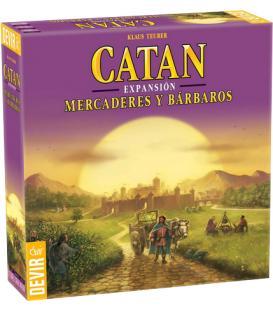 Catan Expansión: Mercaderes y Bárbaros