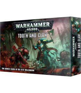 Warhammer 40,000: Tooth and Claw (Inglés)